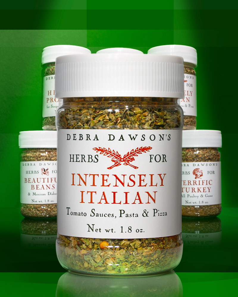 blended herbs seasoning